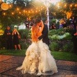 Eric decker Jessie Decker wedding