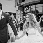Eric decker Jessie Decker wedding pic