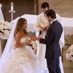 Eric decker Jessie Decker wedding picture