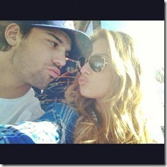 Jessie James Eric decker girlfriend pic