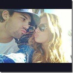 Jessie James Eric decker girlfriend pic