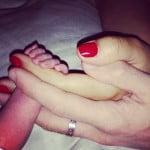 Lia Fabregas Semaan Cesc Fabregas daughter pic