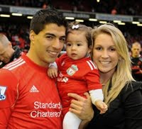 PHOTOS: Sofia Balbi is Liverpool's Luis Suarez' Wife