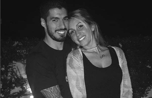 Luis Suarez' Wife Sofia Balbi