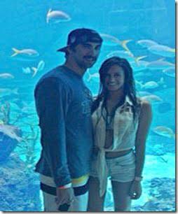 Sarah Herndon Michael Phelps girlfriend pics