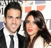 Photos: Daniella Semaan is Cesc Fabregas' New Girlfriend (Video)