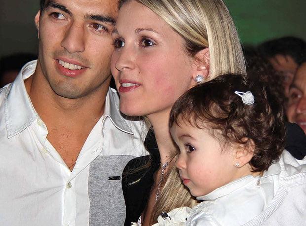 PHOTOS: Luis Suarez' Wife - Sofia Balbi-Suarez