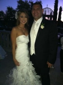 Cain-Velasquez-michelle-Borquez-wedding-pic