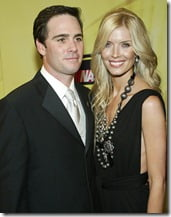 Chandra Janway Johnson Jimmie Johnson wife-photo