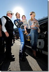 Chandra Janway Johnson Jimmie Johnson wife-pictures