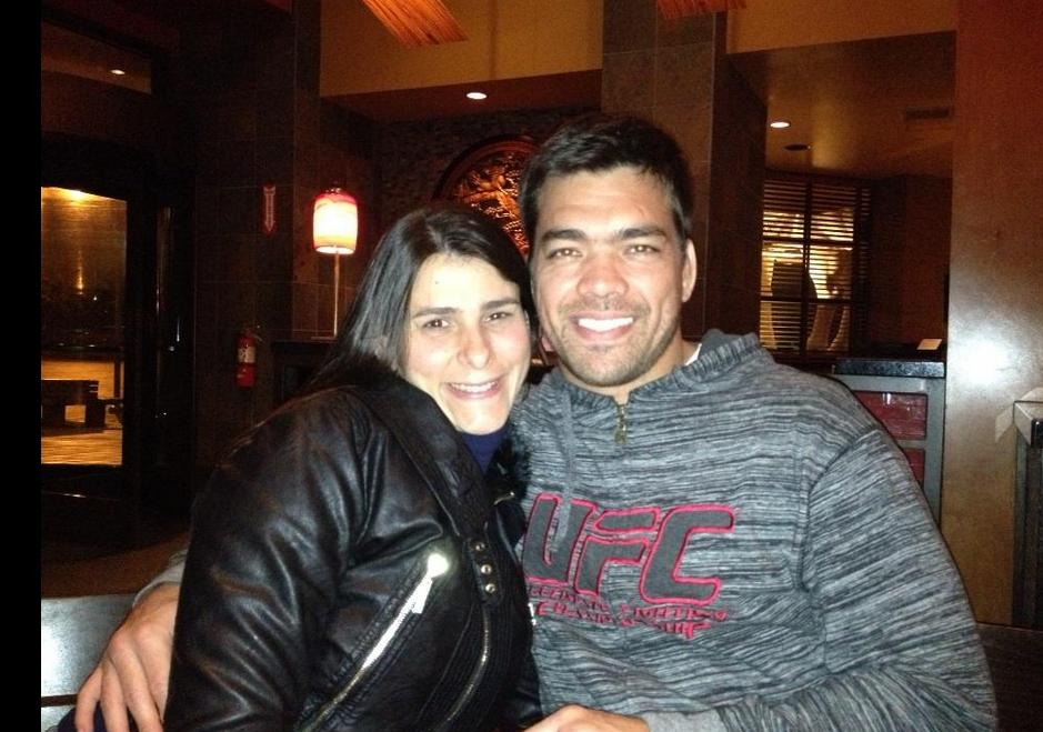 "Fabyola Machida is MMA fighter Lyoto ""the Dragon"" Machida's Wife [PHOTOS]"
