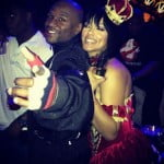 Floyd Mayweather fiancee girlfriend  Miss Shantel Jackson