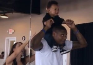 Jacoby Jones son Jacoby Jones Jr