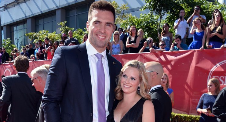 PHOTOS: Joe Flacco's Wife is Dana Grady Flacco