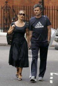 Jose Mourinho wife Matilde