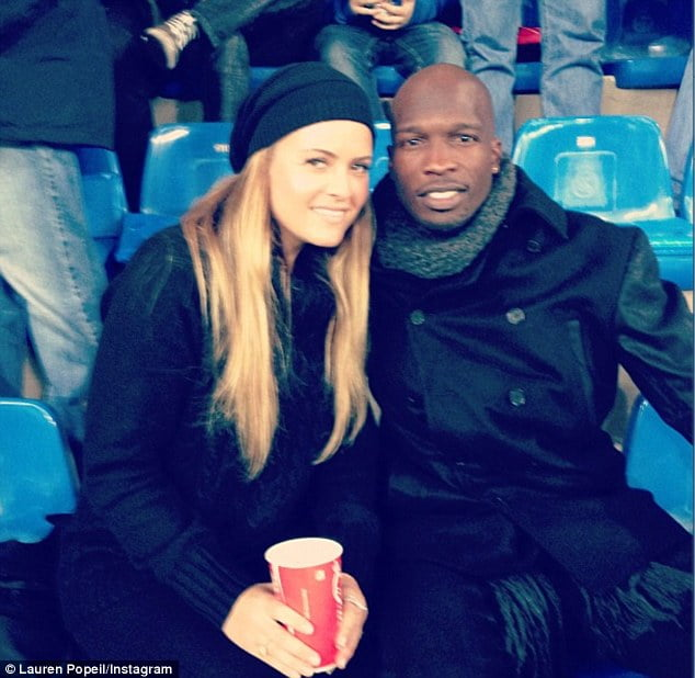 Lauren Popeil- Chad Ochocinco's girlfriend