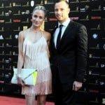 Oscar Pistorius girlfriend Reeva Steenkamp pic