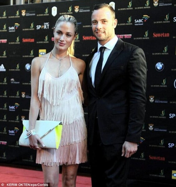 reeva and oscar dating The fact is they still live with reeva's the parents of reeva steenkamp arrive at court for oscar pistorius she had been dating pistorius.