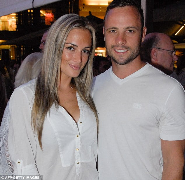 Reeva and oscar dating services