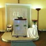 ReevaSteenkamp funeral picture