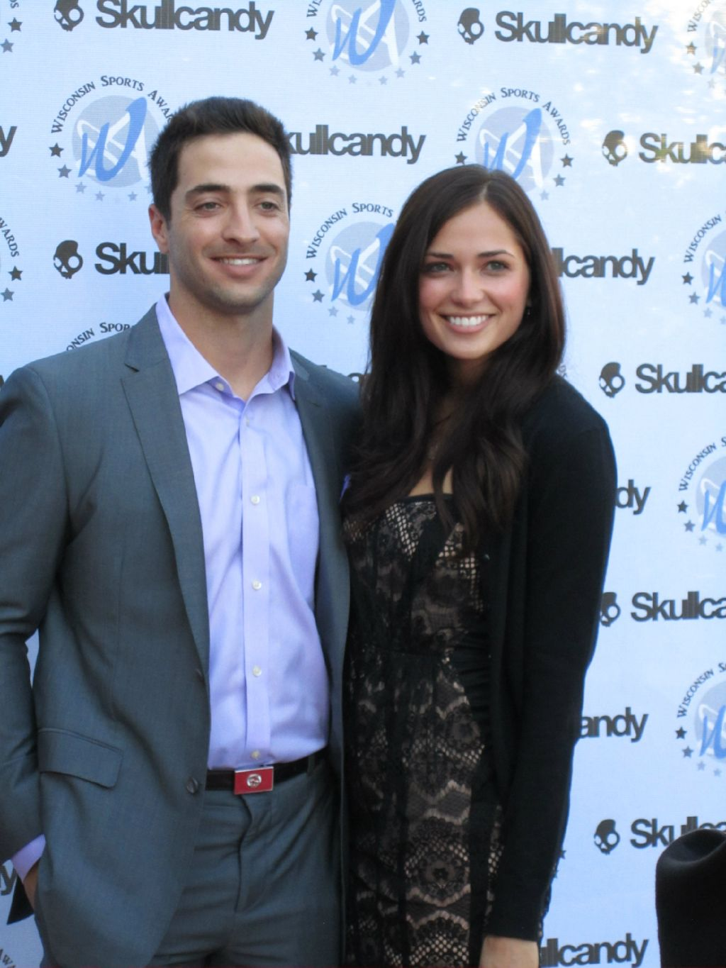 Ryan Braun's model wife Larisa Fraser Braun