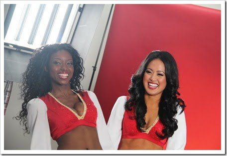 SF 49ers cheerleaders pic 1