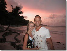 Samantha Taylor Oscar Pistorius ex girlfriend photo