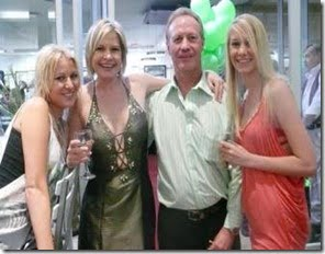 Samantha Taylor Oscar Pistorius ex girlfriend pic