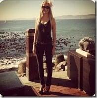 Samantha Taylor oscar Pistorius pic
