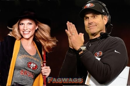 Sarah Feuerborn Harbaugh is SF 49ers Coach Jim Harbaugh's Wife