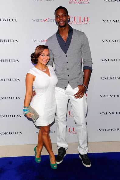 Adrienne Williams Bosh is Chris Bosh's Wife (PHOTOS)