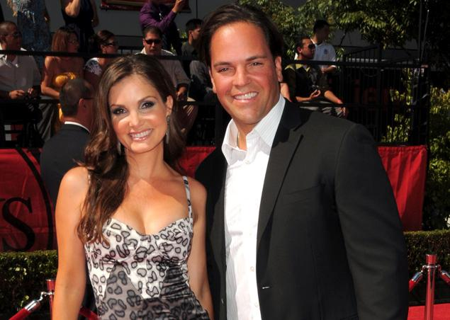 Mike Piazza's Wife Alicia Rickter-Piazza