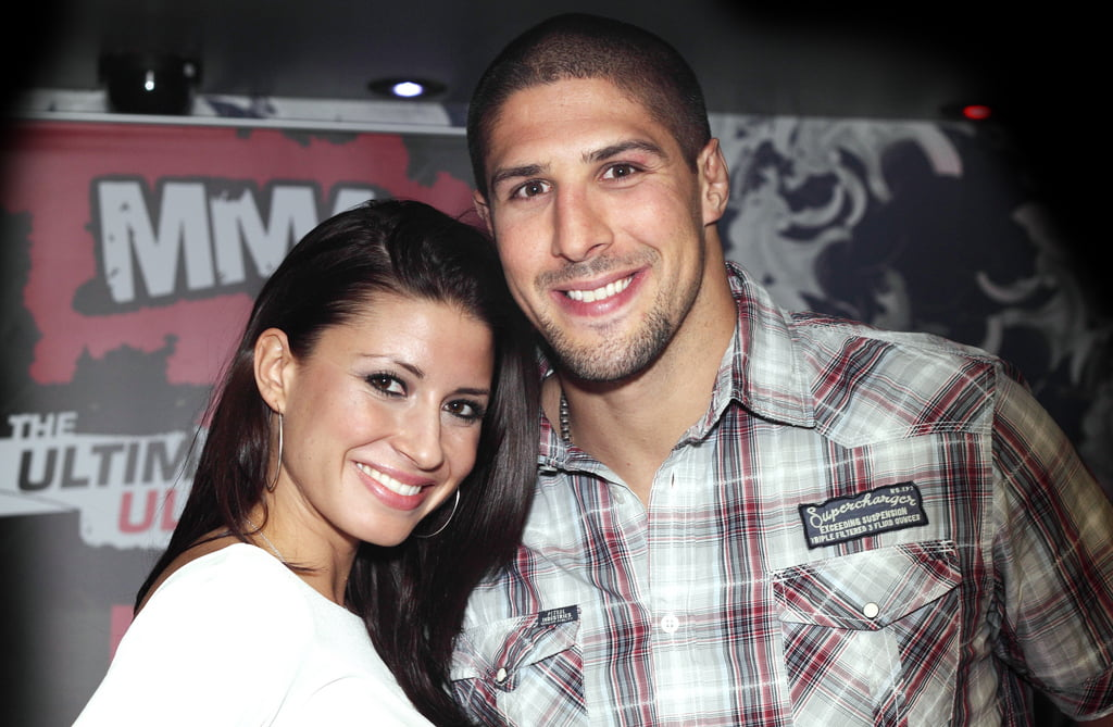 Andrea Thompson is Brendan Schaub's Girlfriend