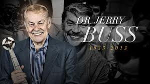 Karen Demel is Jerry Buss' ex- girlfriend