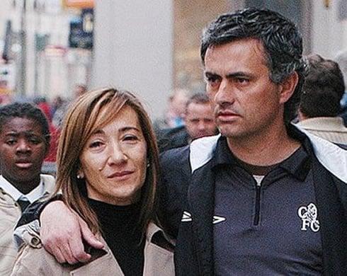 Matilde Faria Mourinho is Jose Mourinho's wife (PHOTOS)