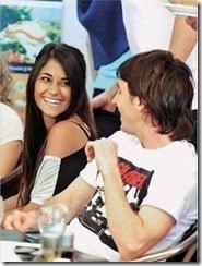 Antonella Roccuzzo- Lionel Messi