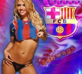 Barcelona WAGs
