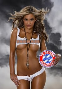Top Bayern Munich WAGs