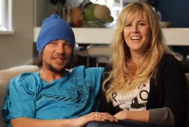 Rory Bushfield- Skier Sarah Burke's Husband