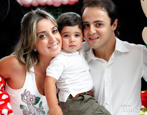 Raffaaela Bassi is F1 Felipe Massa's Wife