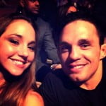 Jake Ellenberger girlfriend Jordan McDonald pics