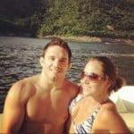 Jake Ellenberger girlfriend Jordan McDonald picture