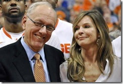 Juli Boeheim is Syracuse Jim Boeheim's Wife
