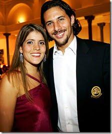 Karla Salcedo- Claudio Pizarro