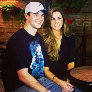 Katherine Webb AJ McCarron girlfriend pic