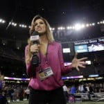 Katherine webb super bowl inside edition pic