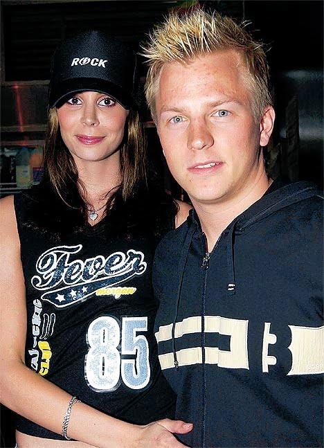 Jenni Dahlman- Raikkonen- Formula One Kimi Raikkonen's Wife