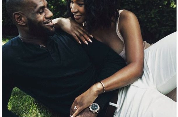 5 Facts About  LeBron James' Wife Savannah Brinson