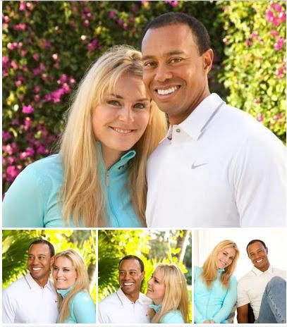 "Lindsey Vonn and Tiger Woods ""We Are Dating!!!!! (PHOTOS)"