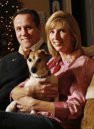 Lynn Marshall Gregg Marshall wife